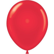 28cm Party Style Sparkling Red Helium Balloons