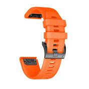 GELISHI for Garmin Fenix 5X Band quick fit 26mm soft Silicone Watch Strap for Garmin Fenix 5X