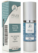 FIRMING FACE LIFT CREAM With Argireline - Smooths Crows Feet and Expression Lines Wrinkles and Puffiness