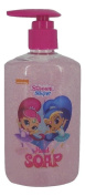 Character Hand Soap - Makes Washing Hands Fun, 240ml Pump