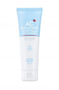 [G9SKIN] AC Solution ACNE foam cleanser