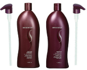 Senscience True Hue Shampoo & Conditioner Duo (1000ml Each) - With Pumps