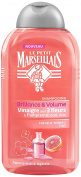 Le Petit Marseillais Vinegar and 3 Flower with Pink Grapefruit Hair Shampoo