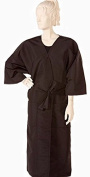 Salon smock Client Gown Robes Hair Salon Smock for Clients Kimono Style