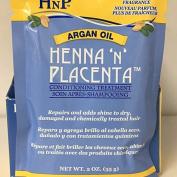 HNP Argan oil HENNA 'N' PLACENTA Conditioning Treatment