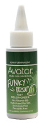 Avatar Funky Fruit Semi-permanent Hair Colour Rinse 80ml Melon Green 6 pieces