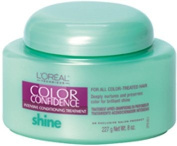 L'OREAL Colour Confidence Intensive Conditioning Treatment Shine