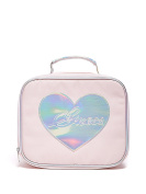 GUESS Factory Holographic Logo Lunchbox