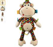 baby toy Soft Monkey