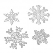 Embossing Dies, Christmas NXDA Metal Cutting Dies Stencil Template for DIY Scrapbook Album Paper Card Craft Decoration