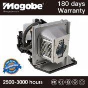 For 2400MP Replacement Projector Lamp with Housing for DELL Projector by Mogobe