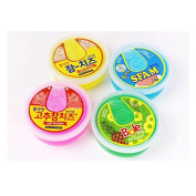 Canned Pudding Slime Jelly Soft Squeeze Squishy Toy 1pc