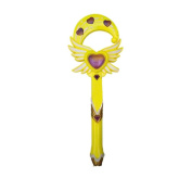 Flash Magic Fairy Sticks Lovely Flash Fairy Sticks Girls Toy-Moon