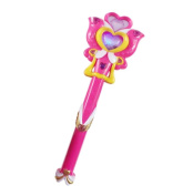 Electronic Girls Toy Lovely Flash Fairy Sticks-Rose/Butterfly
