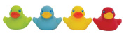 Bright Baby Duckies (4 Pack) - Bath Toy by Playgro