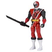 Power Rangers 43701 Ninja Steel 12.5cm Red Ranger Figure