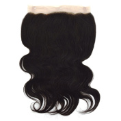 360 60cm LACE CLOSURE BODY WAVE - Chocolate hair