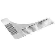 Perfect Lines Cut Template Shaping Comb Tool Beard Shaper Is A Desiged For Use With Wide Variety Of Shaving Razors Or Clippers