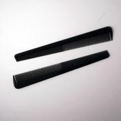 19cm Plastic Barber Comb
