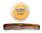 Not Just Wigs Walker No Shine 1.9cm x 3 Yards Roll Tape
