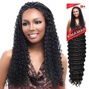 Harlem125 Synthetic Crochet Hair Kima Braid - BRAZILIAN TWIST 50cm
