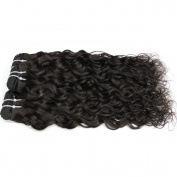 Nami Hair Natural Water Wave Brazilian Virgin Human Hair Weave Extensions 4 Bundles Brazilian Hair Weave Bundles