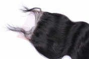 MSD HAIR Brazilian Virgin Remy Human Hair Extension Body Wave Weave - Natural Black, Body Wave