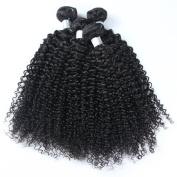 Nami Hair Brazilian Kinky Curly Virgin Human Hair Weave Extensions 4 Bundles 30cm - 70cm Brazilian Human Hair Weave Bundles