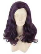 Topcosplay Wave Anime Cosplay Wig Halloween Costumes Wig Purple