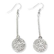 Sancto Widmann 03556Â -Â rhinestone Ball Earrings