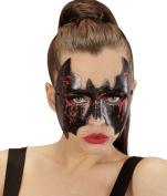 Sancto Widmann 03643 Bat Eye Mask Adult-one Size