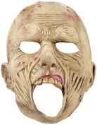 Sancto Widmann 00419 3/4-zombie Mask Adult-one Size