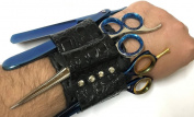 Gladius Shears Holder Wrist Band Barber Hair Cutting Scissor Pouch Holster Case