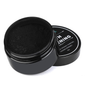 Teeth Whitening Powder, WuyiMC Natural Organic Activated Charcoal Bamboo Toothpaste