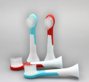 16 Soni-PRO for Kids Compact Size Replacement Sonic Toothbrush Heads for Sonicare For Kids Hx6032/94, Fits HX6311/07, HX6311/02
