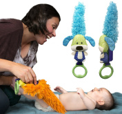 Yoee Baby Puppy - A Developmental Baby Toy That Helps Promote Interaction, Connexions and Bonding