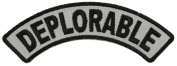 DEPLORABLE PATCH - Colour - Veteran Owned Business.