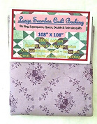 Quilt Backing, Large, Seamless, C46393-400, Light Purple
