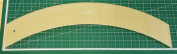 Long Arm Arc Quilting Template Ruler 0.6cm Thick (50cm Wide