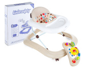 Baby Walker Rocker Bouncer First Steps Activity Centre Musical Toy KP1005