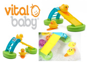 Vital Baby Float n Slide Bath Water Holiday Floating Fun Toy Play Toys 18m+