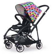 Baby trolley Child Baby Trolley Light Umbrella Car Four-wheel Collision Folding Can Be Lying Children's Carts Foldable Baby Stroller for Kids