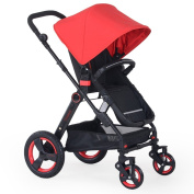 Baby trolley Child Baby Stroller High Landscape Can Sit Back To Shock Folding Stroller Foldable Baby Stroller for Kids