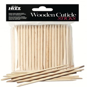 All That Jazz - Double Ended Wooden Cuticle Sticks