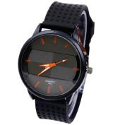Fashion Watches ,Men's Fashion Casual Silicone Watch