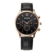 Fashion Watches ,Luxury Fashion Crocodile Faux Leather Mens Analogue Watch Wrist Watches