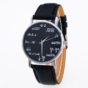 Fashion Watches ,Fashion Girls Pattern Leather Band Analogue Quartz Vogue Watches