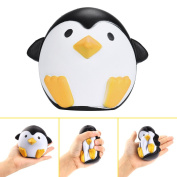 Slow Rising Squishy Penguin Toys, New Squishy Toy Model, Kawaii and Cute Toys, Slow Rising Squeeze for Baby or Kids by Bagvhandbagro