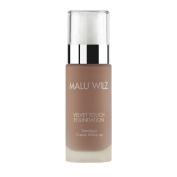 Malu Wilz - Velvet Touch Foundation # 14, opaque cream makeup, the soft tan to dark skin types 30ml