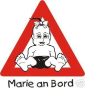 Car Sticker Baby Sticker 128